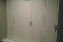 Mud room / by Erin Andrews