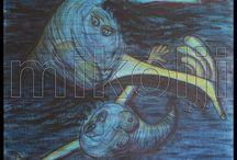 Stand Alone Mikolji Artwork