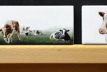Miniatuur Schilderijen / Miniature paintings