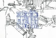 Architecture draw