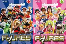 Playmobil Figures Series 6 available