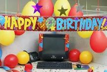 Work - Party/Birthdays