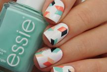Nail Art / The Jentou Girl loves nails! All shapes, sizes, and colors
