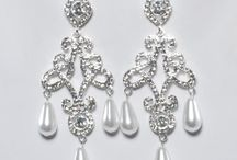 Bridal Jewelry / Gorgeous jewelry for the bride and bridal party.
