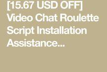Video Chat Roulette Script Installation Assistance