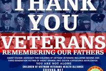 Thank You Veterans - COVVHA / Long after combat the battle is still fought in the hearts and minds of veterans and their families. Pledge to yourself to do your part year round to make the invisible losses felt by veterans and their families, not only visible, but attended to. Don't leave them on the battlefield alone. It's simply our responsibility.