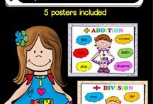 My TPT Classroom Displays / Visit our store: https://www.teacherspayteachers.com/Store/The-Digital-Stationer to view our engaging educational teaching resources including free worksheets, printables, posters, class decor, flip books and task cards. We design for primary / elementary levels for subjects including Maths, Literacy, Language, Science, Topic,  & much more. Please repin, like and follow :)  Thanks!