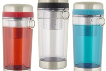 Tea Tumblers / Tea tumblers are one of those recent innovations that the modern times are letting us enjoy. Today, instead of boiling your tea in advance before you leave home and keeping it some container, you have the option of tea tumblers. This allows you to carry the tea leaves with you and when you are ready, brew a new cup of tea and sip it fresh.
