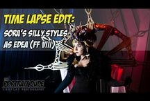 Time Lapse Photo Editing