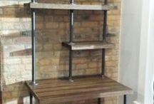 оформление кабинета на балконе