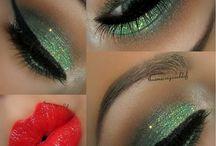 Eyes & Lips / by Dawn Maestro-Blom