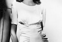 Lauren Bacall, Love the hair