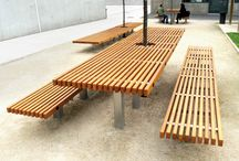 Mobiliers/Structures urbain(e)s