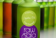 Your favourite Raw Gaia products