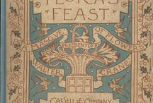 Walter Crane - Flora's Feast