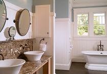 Bathroom spaces / by HARVEST MAGAZINE