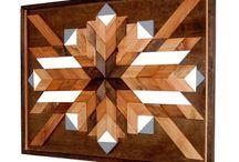 Wood Panel Art