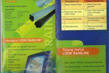 "Talang Metal Jakarta Timur 087770337444 / TALANG METAL 081284559855,,087770337444.  TALANG METAL Jakarta Timur ""exclusive"" CV HARDA UTAMA Talang Metal (Water Gutter) Metal baja Untuk urusan Talang, Talang Metal yang satu ini puas pakai nya. Di banding kan dengan talang PVC, Talang Metal jauh lebih awet dan tahan lama. Aksesoris komplit dan pemasangannya mudah. CV.HARDA UTAMA ""melayani penjualan talang metal seluruh Indonesia"""