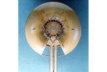 Museo Oceanografico a Montecarlo, modello ligneo, scala 1:100