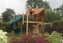 Dream tree house for Dixie!!