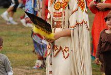 Indianerdrakter