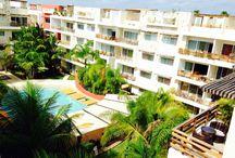 Luxury Condo - Sabbia 1 Room Apartment / Check out this interesting property in luxury condo #Sabbia 1 Room Apartment!!!   #inversionsegura #investment #RealEstate #BienesRaices #PlayaRealtors4U #PlayadelCarmen #Caribe #PLAYADELCARMENREALESTATE