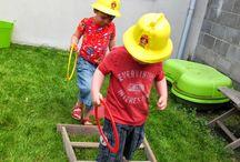 Kids - Brandweer feestje