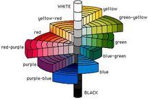 colour study: Ostwald, Munsell, Swain