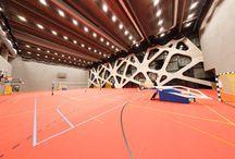 Centrum Sportu i Rehabilitacji Warszawskiego Uniwersytetu Medycznego / Wyposażenie w sprzęt sportowy