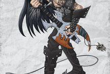 Black metal Inferno