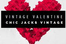 Vintage Valentines / All things love. #love #vintagelover