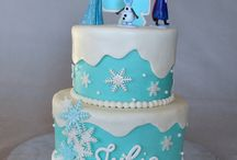 Frozen party ideas / by Erica Landreth