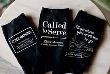 Faith and Inspiration Socks