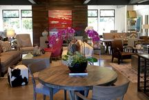 AM SHOWROOM / Images from our retail showroom in Larkspur, CA