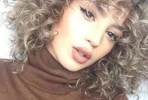 Mixed Girl Curls