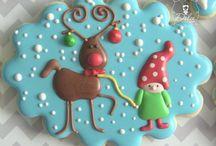 Baking - Cookies (Christmas)