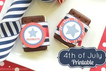 Holiday Inspiration 4th of July