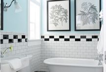 Bathroom makeovers / Bathroom makeovers, When we wake up in the morning to meet the challenges of a new day, we enter the bathroom to get freshened up and ready. In case the bathroom was gloomy or had damaged/bad looking fixtures, then a bathroom makeover becomes an urging necessity. Getting the best bathroom makeover can only be achieved by the best bathroom decoration plan.