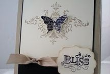Stampin' Up! - Bliss / Stampin' up stamp set and card design