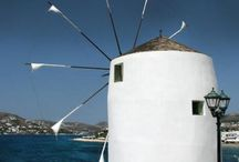 Paros Island / One of the most loved island resorts of the Cyclades cluster is Paros with the golden beaches, clean waters, magical landscapes, impressive sites and stimulating nightlife.  http://blog.aloniparos.com/2013/05/5-days-on-paros-island.html