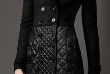 Fashion inspirace / dámské odívání