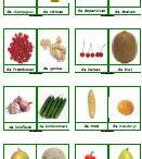 Thema groente en fruit