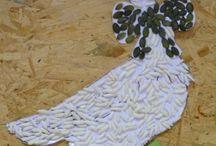 őszi kreatív ötletek suliba