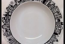 Porcelæn dekoration