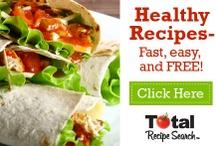 Free Healthy Recipes / Over a Million Free Recipes!
