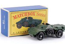 Matchbox toys I have