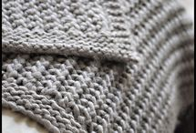 Frazadas crochet