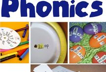 reading/phonics/vocab first grade / by Mary Long