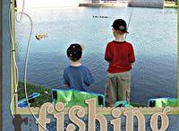 Fishing layouts