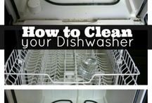 Cleaning and organisation tips